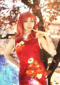 Cosplay-Cover: Maki Nishikino [China Dress]