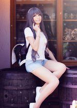 Cosplay-Cover: Tomoyo Daidouji - Zivil