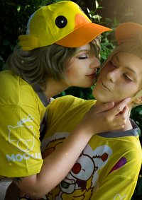 Cosplay-Cover: Cindy Aurum [Moogle Chocobo Carnival]
