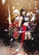 Cosplay-Cover: Rin Tohsaka [Archer]