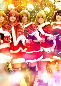 Cosplay-Cover: Honoka Kousaka [Christmas]