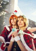 Cosplay-Cover: Hanayo Koizumi - Christmas normal
