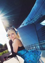 Cosplay-Cover: Eli Ayase - Cyber (idolized)