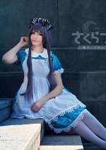 Cosplay-Cover: Tomoyo Daidouji - Alice Version