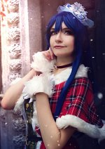 Cosplay-Cover: Umi Sonoda - Christmas 2014 (idolized)