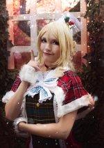 Cosplay-Cover: Eli Ayase - Christmas 2014 (idolized)