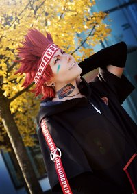 Cosplay-Cover: Kirishima Eijirou [Coverboy]