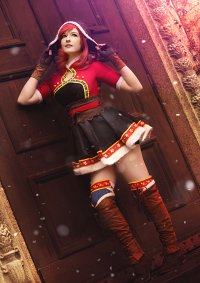 Cosplay-Cover: Maki Nishikino [Snowy Mountain]