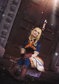 Cosplay-Cover: Eri ~*snowy mountain*~