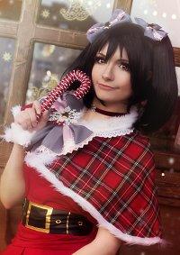 Cosplay-Cover: Nico Yazawa - Christmas 2014 (idolized)