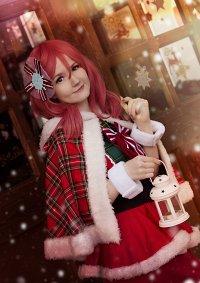 Cosplay-Cover: Maki Nishikino (ChristmasVersion)