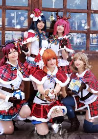 Cosplay-Cover: You Watanabe [Christmas Idolized]