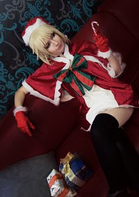 Cosplay-Cover: Mordred Pendragon - Christmas