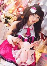 Cosplay-Cover: Rin Tohsaka [Choco Maid]