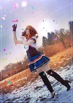 Cosplay-Cover: Honoka Kosaka - Snowy Mountain Version (Idolized)