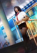 Cosplay-Cover: Makise Kurisu