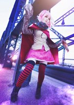 Cosplay-Cover: Charlotte - Witch