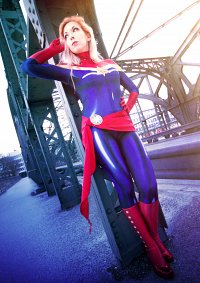 Cosplay-Cover: Captain Marvel