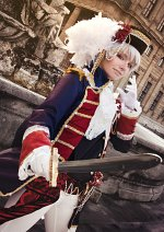 Cosplay-Cover: Gilbert Beilschmidt (Prussia) - Seven Years War