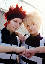 Cosplay-Cover: Kirishima Eijirou - Trainings Outfit