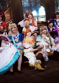Cosplay-Cover: Honoka Kousaka [Seven Lucky Gods]