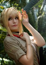 Cosplay-Cover: Nero Claudius - Botanicum Safari