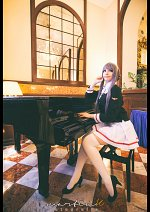 Cosplay-Cover: Tomoyo Daidouji - School Uniform (Clear Card Arc)