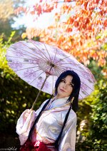 Cosplay-Cover: Hakuei Ren - Normal