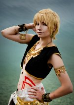Cosplay-Cover: Gilgamesh - Oriental Card
