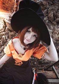 Cosplay-Cover: Uraraka Ochako (Halloween)