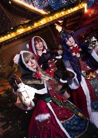 Cosplay-Cover: Honoka Kousaka [Christmas 2015]