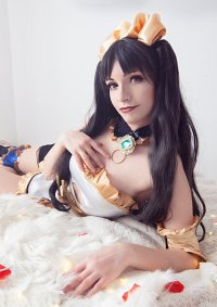 Cosplay-Cover: Ishtar - Valentine Maid