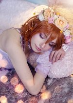 Cosplay-Cover: Honoka Kosaka - Sleepover (normal)