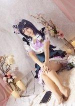 Cosplay-Cover: Kanan Matsura - Maid (normal)