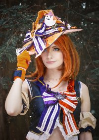 Cosplay-Cover: Honoka Kosaka - Halloween idolized Vol. 1