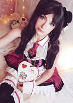 Cosplay-Cover: Rin Tosaka - Chocolate Maid