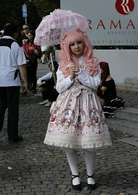 Cosplay-Cover: Pink Baby