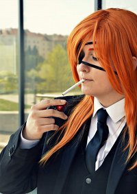 Cosplay-Cover: Badou Nails