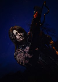 Cosplay-Cover: Daryl Dixon