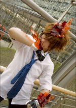 Cosplay-Cover: Sawada Tsunayoshi / Varia Arc