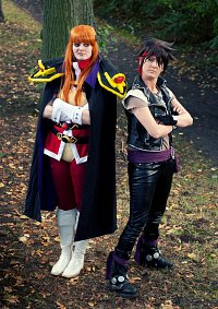 Cosplay-Cover: Lina Inverse