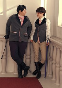 Cosplay-Cover: Nemugasa / Nemu² (Hidoku Shinaide / Treat me gentl