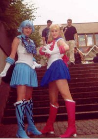 Cosplay-Cover: Live Action Sailor Moon
