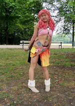 Cosplay-Cover: Oerba Dia Vanille (unfinished)