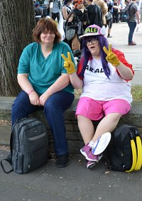 Cosplay-Cover: Arale (Fly)