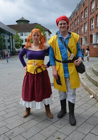 Cosplay-Cover: Held (DQ VIII)