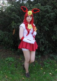 Cosplay-Cover: Sailor Flareon