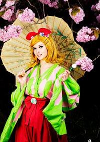 Cosplay-Cover: Rin Hanairogoromo Version