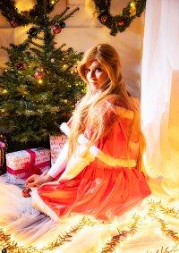 Cosplay-Cover: Asuna Christmas Version