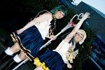 Cosplay-Cover: Sera Myu Sailor Pluto